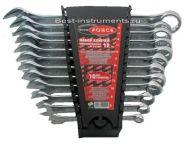 5121MP Набор ключей комбинированных Rock FORCE, 12 предметов.